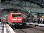 Baureihe 112/9531/re-1-nach-frankfurtoder-wird-gezogen RE 1 nach Frankfurt(Oder) wird gezogen von der 112 123-5